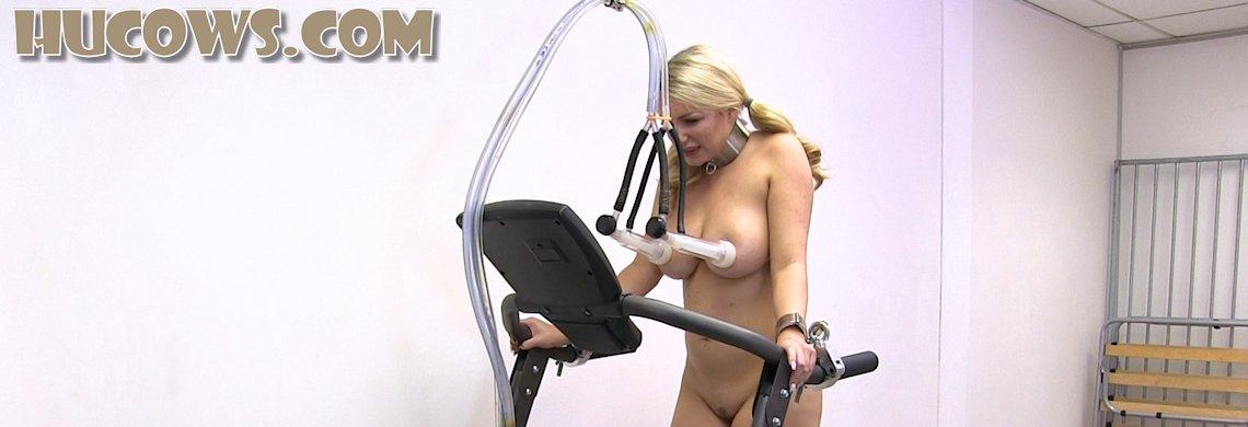 Penny Lee - treadmill