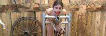 LittleRedGirl – locked udders