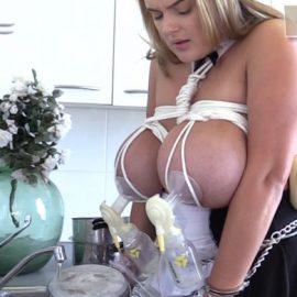 Katie – milk maid