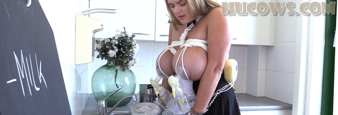 Katie - milk maid