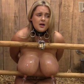 Katie – nipple enlargement training