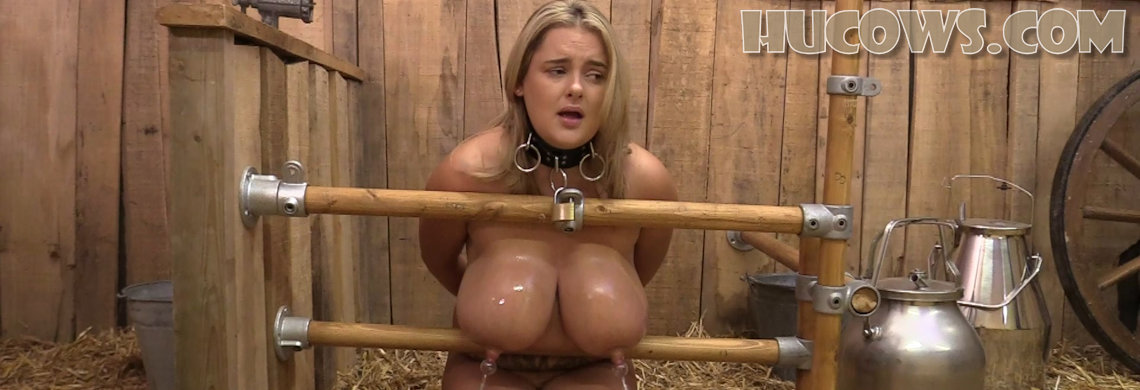 Katie – nipple enlargement training
